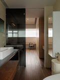 三室一厅中式风格卫生间图片