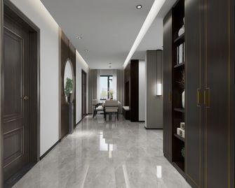 20万以上140平米三室一厅中式风格走廊装修效果图