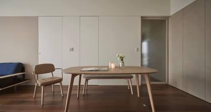 富裕型40平米小户型北欧风格客厅装修案例
