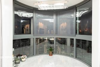 富裕型120平米三室一厅北欧风格阳台装修图片大全