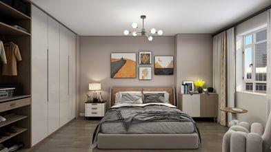 经济型120平米三室两厅北欧风格卧室装修图片大全
