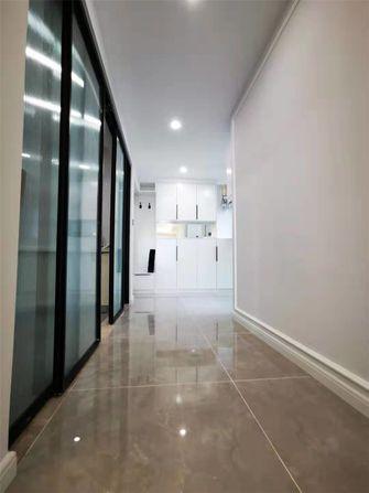 富裕型90平米现代简约风格走廊图