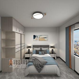 经济型60平米现代简约风格卧室装修案例