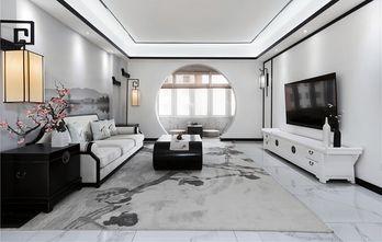 20万以上130平米三室两厅中式风格客厅设计图