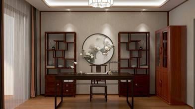 20万以上140平米三室两厅中式风格书房装修案例