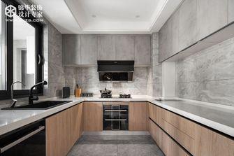 20万以上140平米三室两厅现代简约风格厨房设计图