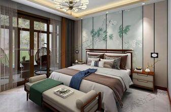 10-15万140平米复式中式风格卧室图片大全