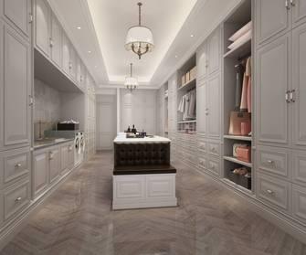 豪华型140平米别墅美式风格衣帽间欣赏图