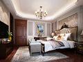 140平米别墅混搭风格卧室设计图