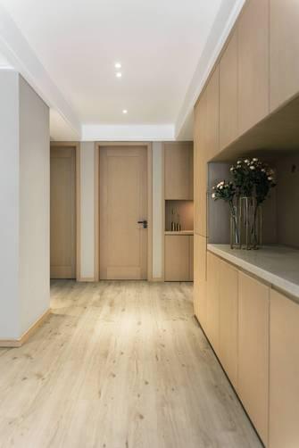 豪华型140平米四室三厅现代简约风格走廊欣赏图