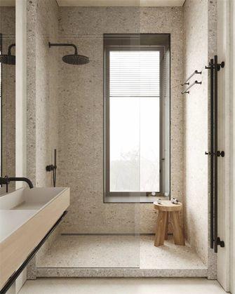 经济型100平米三室一厅新古典风格卫生间效果图