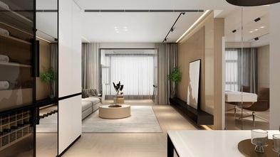 富裕型130平米新古典风格客厅装修案例