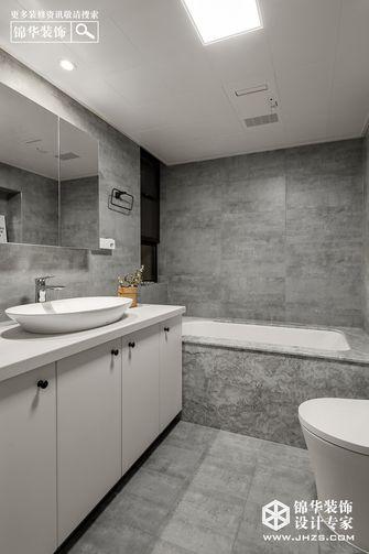 140平米三室两厅北欧风格卫生间装修案例