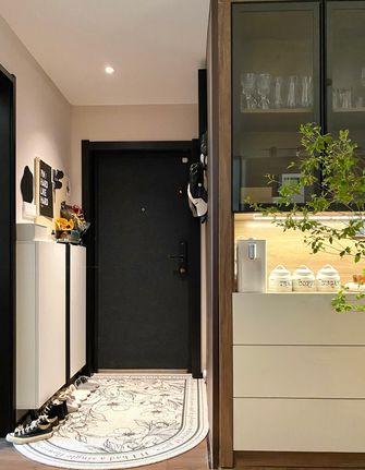 5-10万100平米三室两厅现代简约风格玄关图片