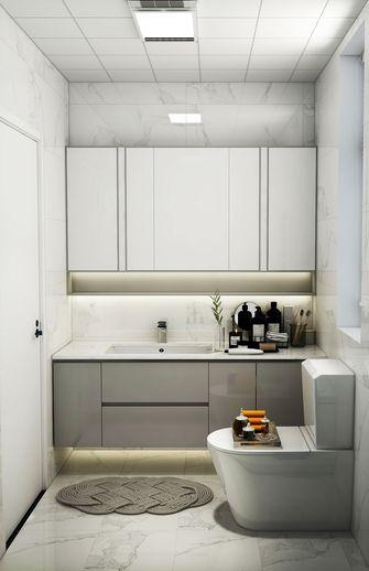 20万以上120平米三室两厅公装风格卫生间设计图