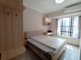 富裕型80平米三室一厅现代简约风格卧室效果图