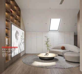 豪华型140平米别墅轻奢风格阳光房设计图