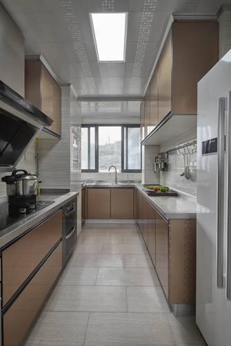 富裕型120平米三室一厅地中海风格厨房图