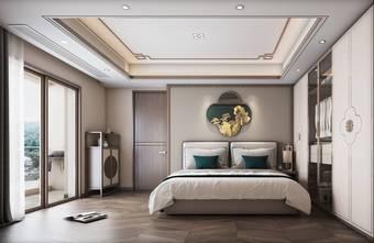 15-20万140平米四室两厅现代简约风格阳光房装修图片大全