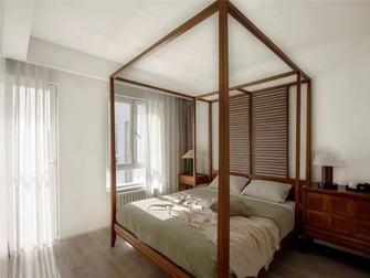 5-10万80平米新古典风格卧室图片大全