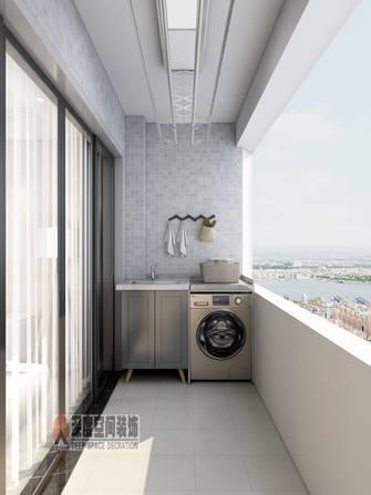 经济型70平米现代简约风格阳台欣赏图