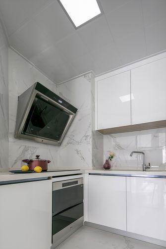 50平米公寓轻奢风格厨房效果图