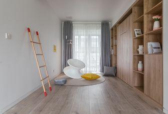 10-15万90平米三室两厅北欧风格阳光房装修图片大全