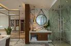 140平米四新古典风格卫生间设计图