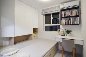 50平米小户型工业风风格卧室装修案例
