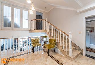 豪华型130平米三室两厅美式风格阁楼图片大全