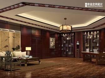 豪华型140平米欧式风格书房图片大全