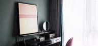 10-15万130平米三室两厅现代简约风格梳妆台装修图片大全