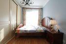 5-10万80平米田园风格卧室装修图片大全
