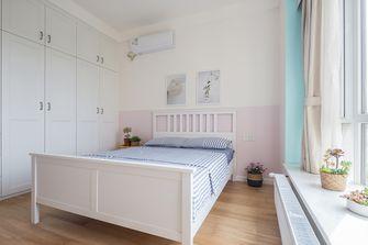 10-15万120平米三室两厅地中海风格卧室图片