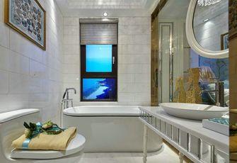 富裕型110平米三室两厅欧式风格卫生间装修图片大全