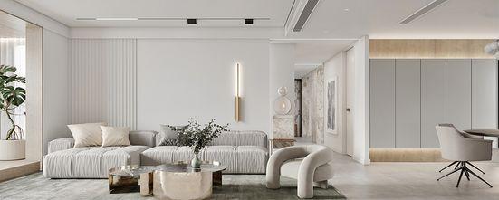 5-10万三现代简约风格客厅欣赏图