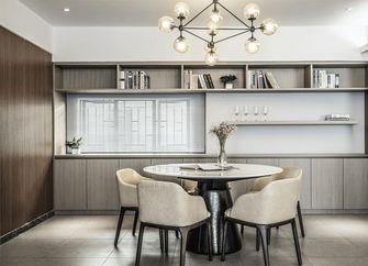 经济型100平米三混搭风格餐厅设计图