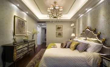 豪华型100平米法式风格客厅装修案例