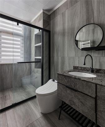 140平米四室两厅轻奢风格卫生间装修图片大全