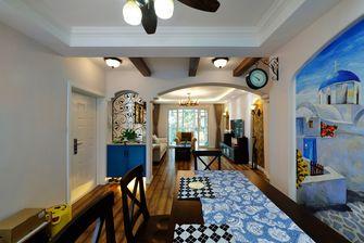 20万以上100平米三室两厅地中海风格餐厅图