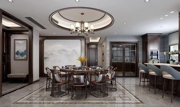 140平米四中式风格餐厅装修效果图