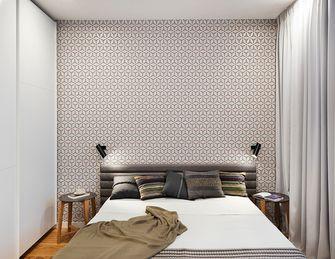 经济型60平米一室两厅工业风风格卧室图