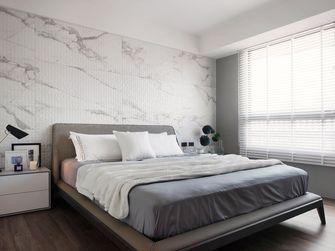 15-20万110平米三室两厅现代简约风格卧室设计图
