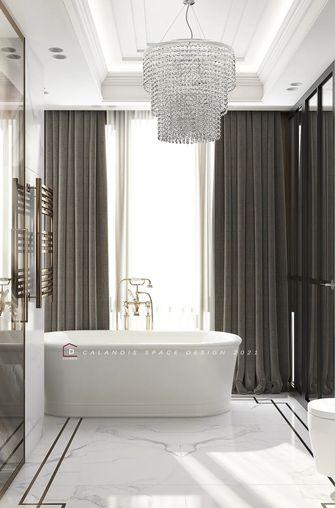 20万以上140平米四室两厅新古典风格卫生间图片