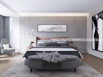 5-10万120平米三室三厅轻奢风格卧室装修案例
