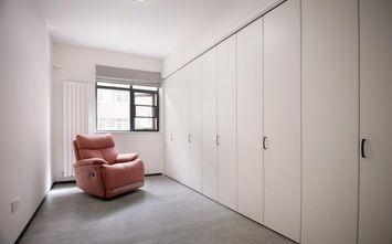 富裕型110平米三室两厅北欧风格衣帽间装修案例