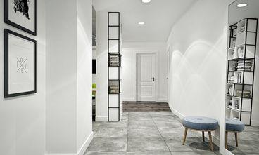 5-10万80平米一室两厅工业风风格走廊装修图片大全