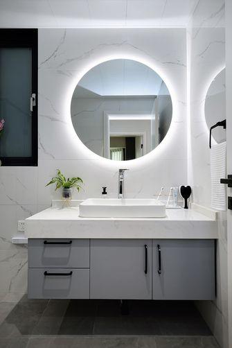 140平米轻奢风格卫生间装修案例