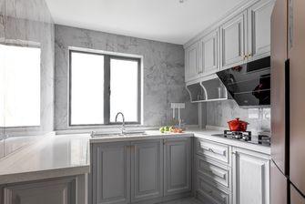 豪华型120平米三室两厅新古典风格厨房效果图