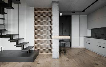 20万以上140平米复式中式风格走廊装修效果图